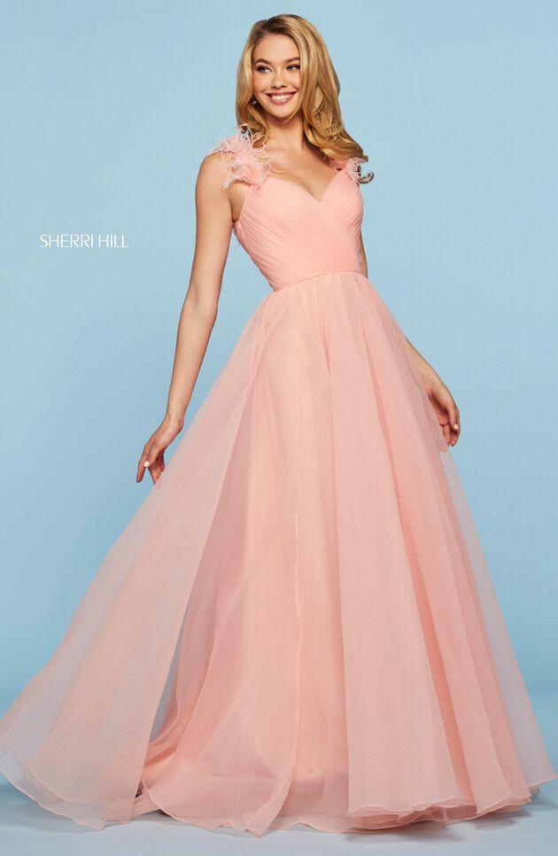 Sherri Hill Spring 2020 Collection Sherri Hill,Fall Black Tie Wedding Guest Dresses